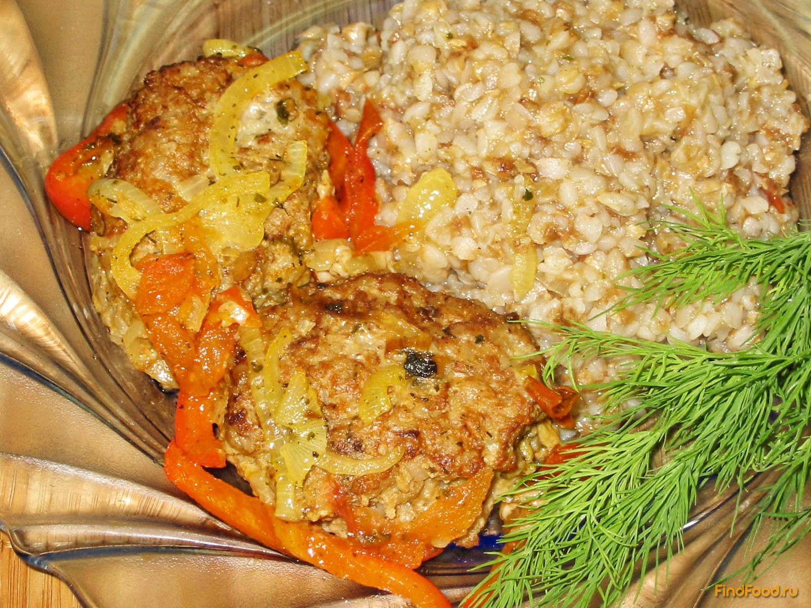 Рецепт гречаников с фаршем пошагово