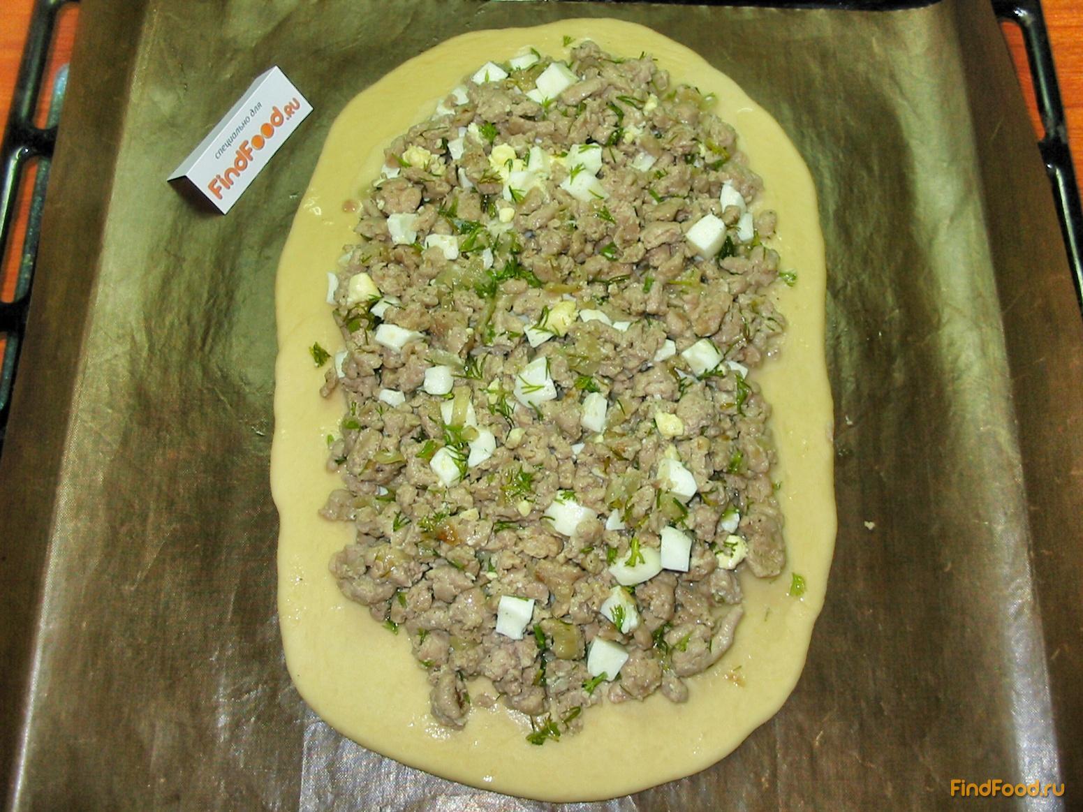 Пироги с картошкой и с мясом рецепт 178