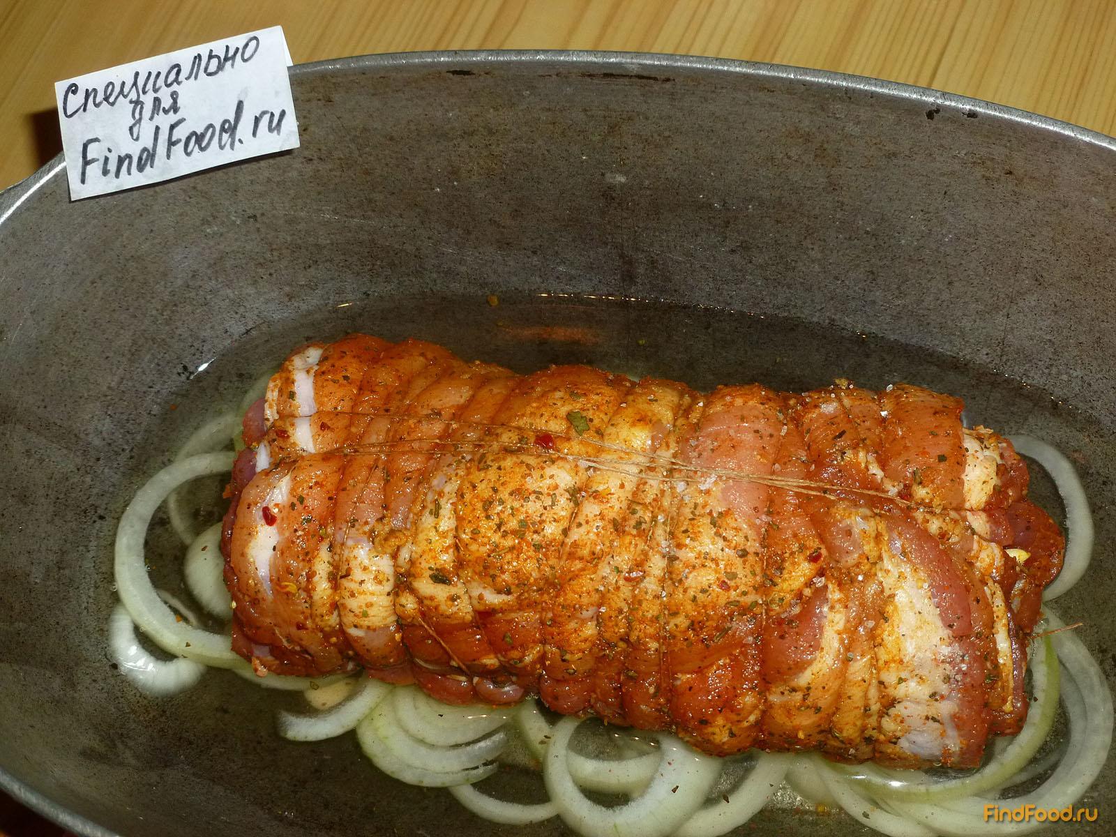 Как сделать вкусно свинину
