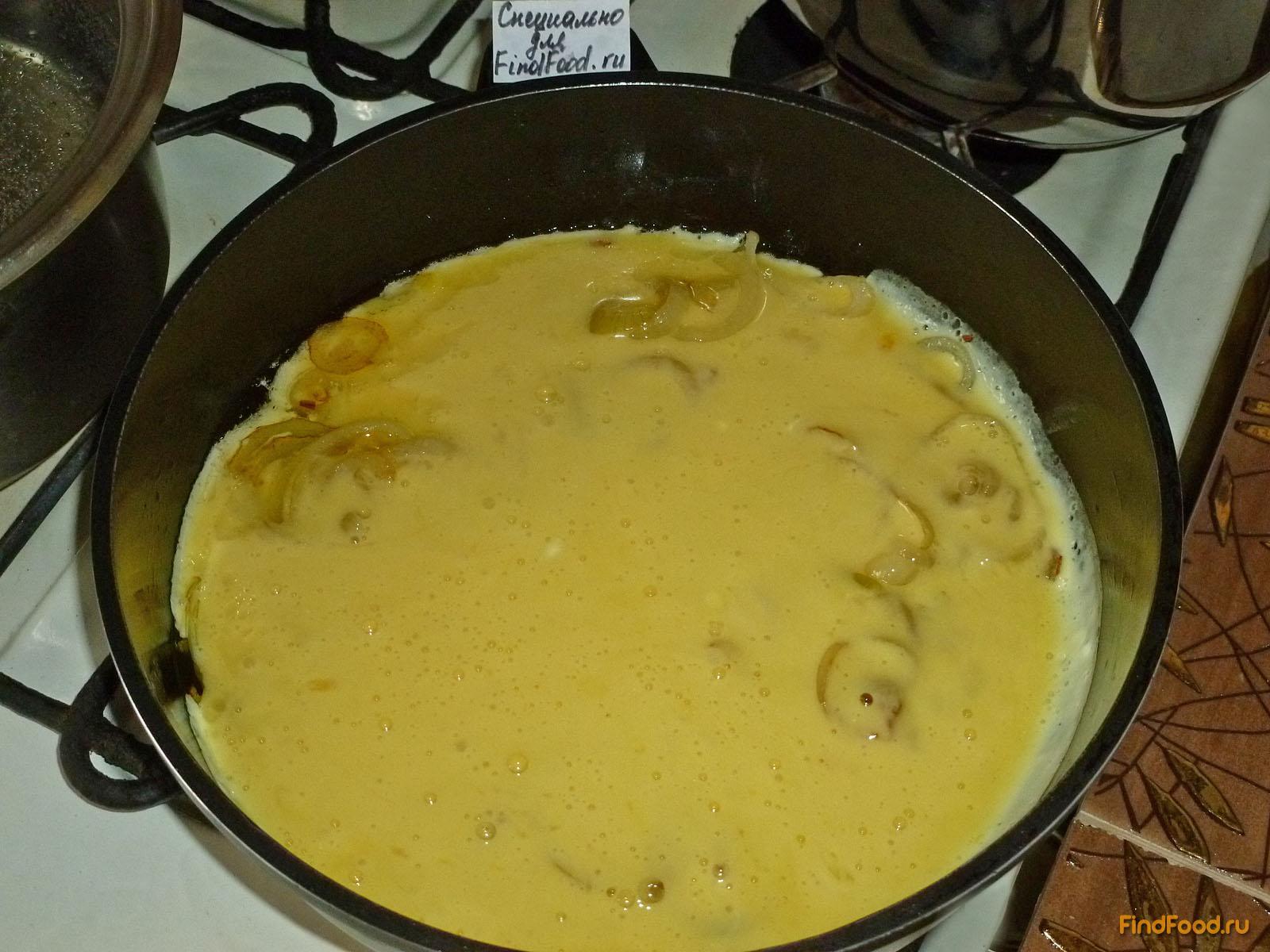 Домашний омлет рецепт пошагово