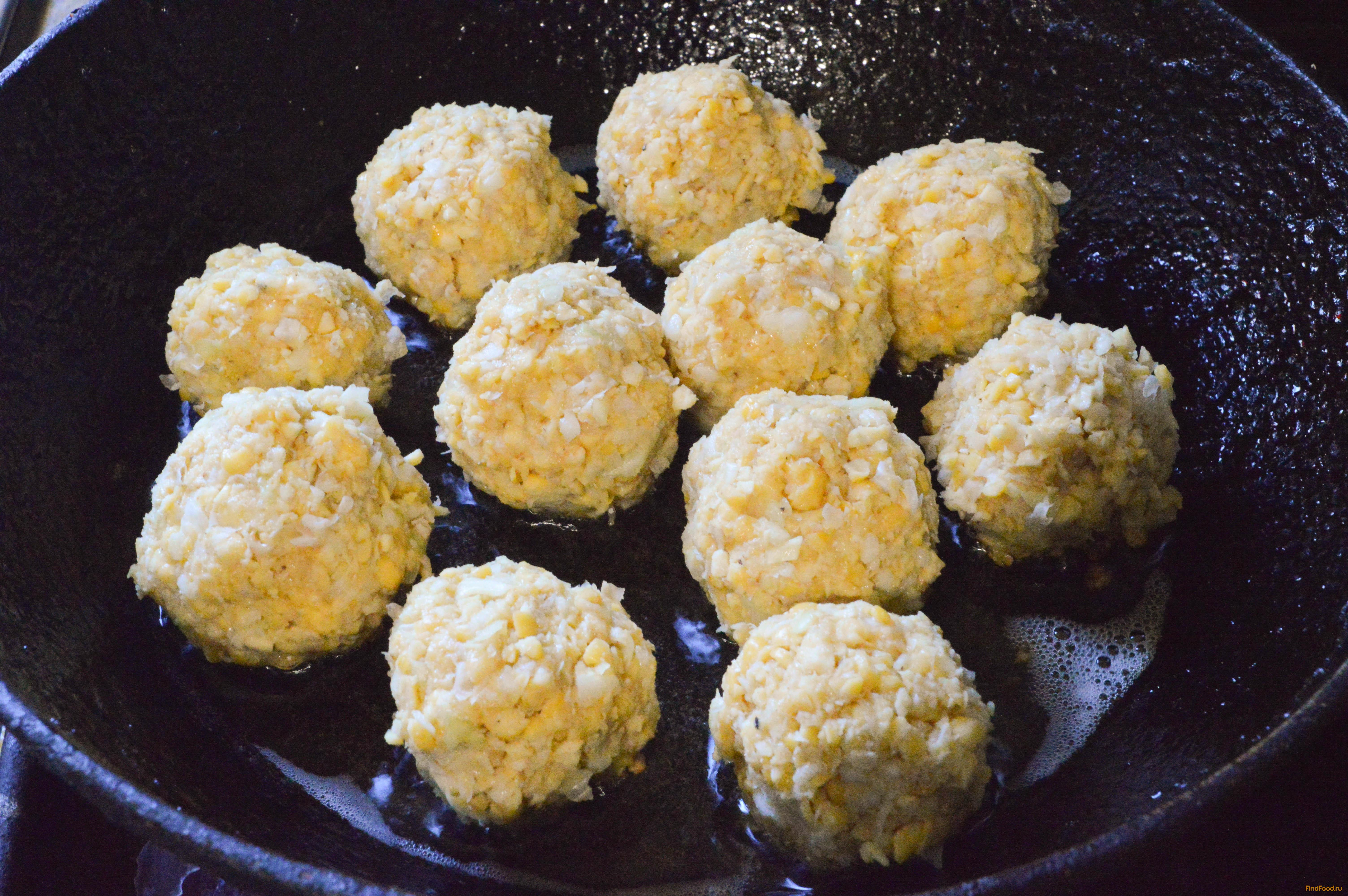 Рецепт приготовления тефтелей пошагово в