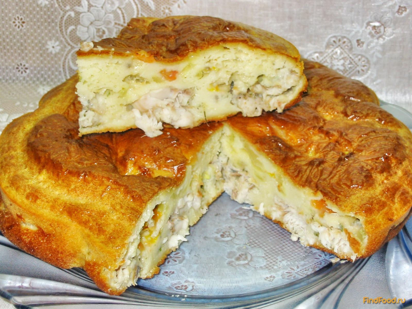 рецепт заливной рыбы в духовке с фото