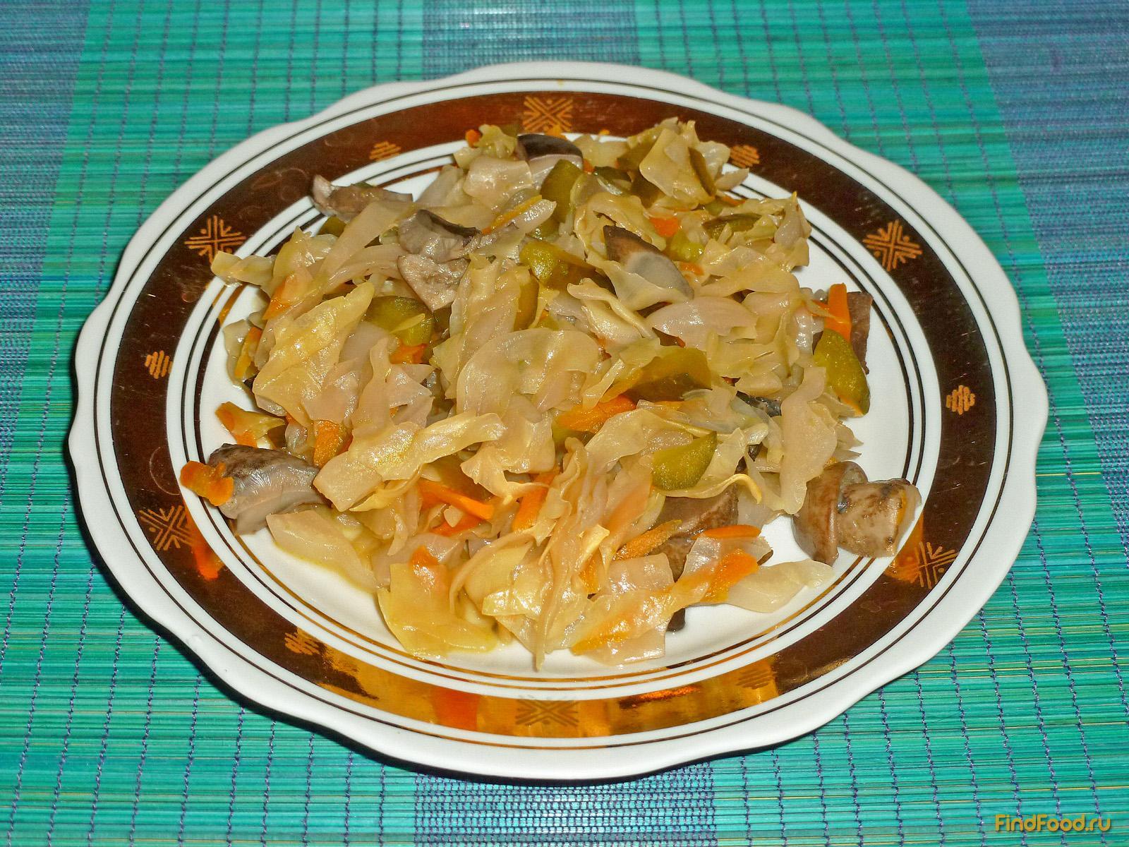 Рецепт рыбы с овощами на костре