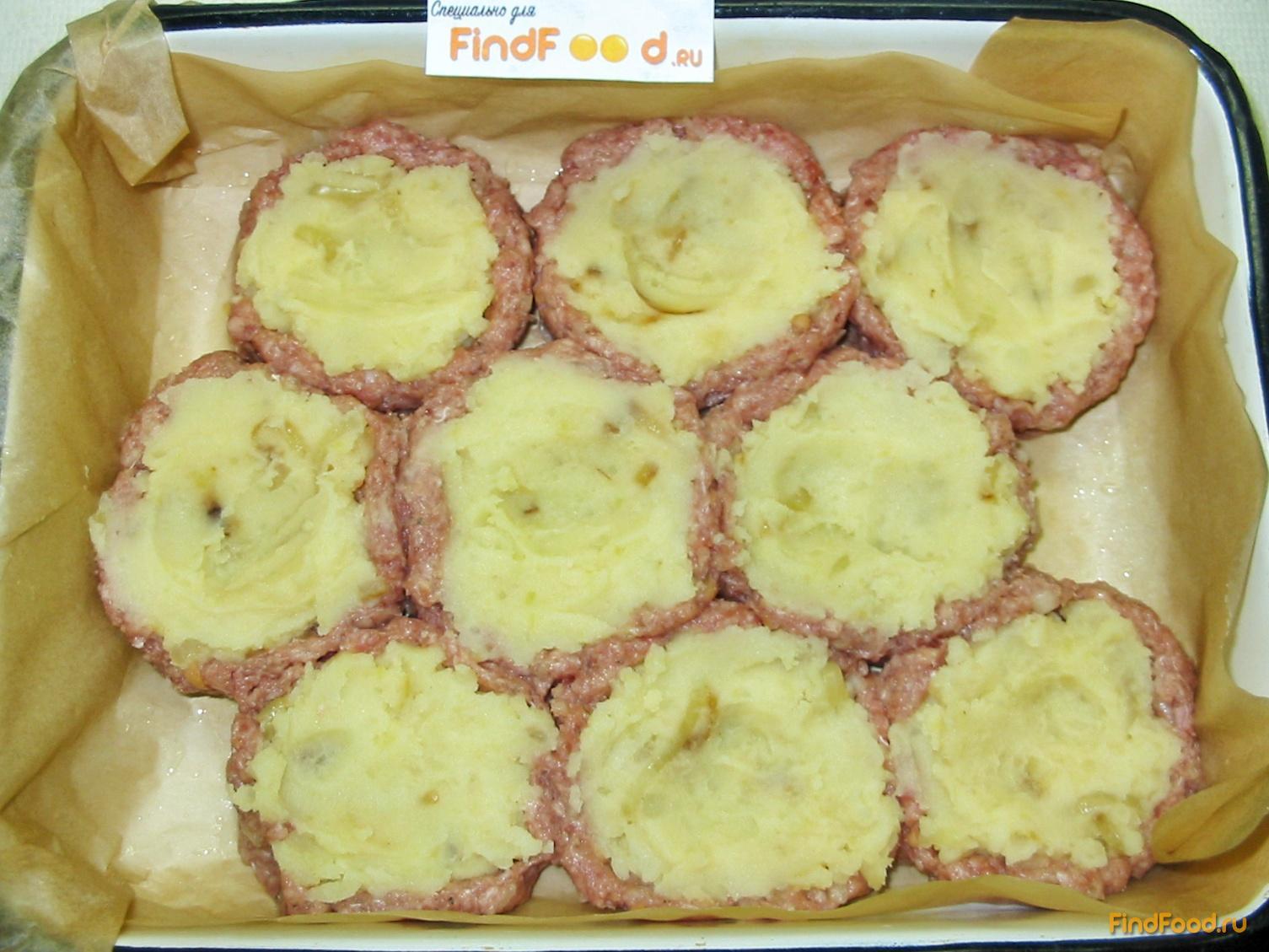 Пошаговый рецепт блюдо и фарша фото
