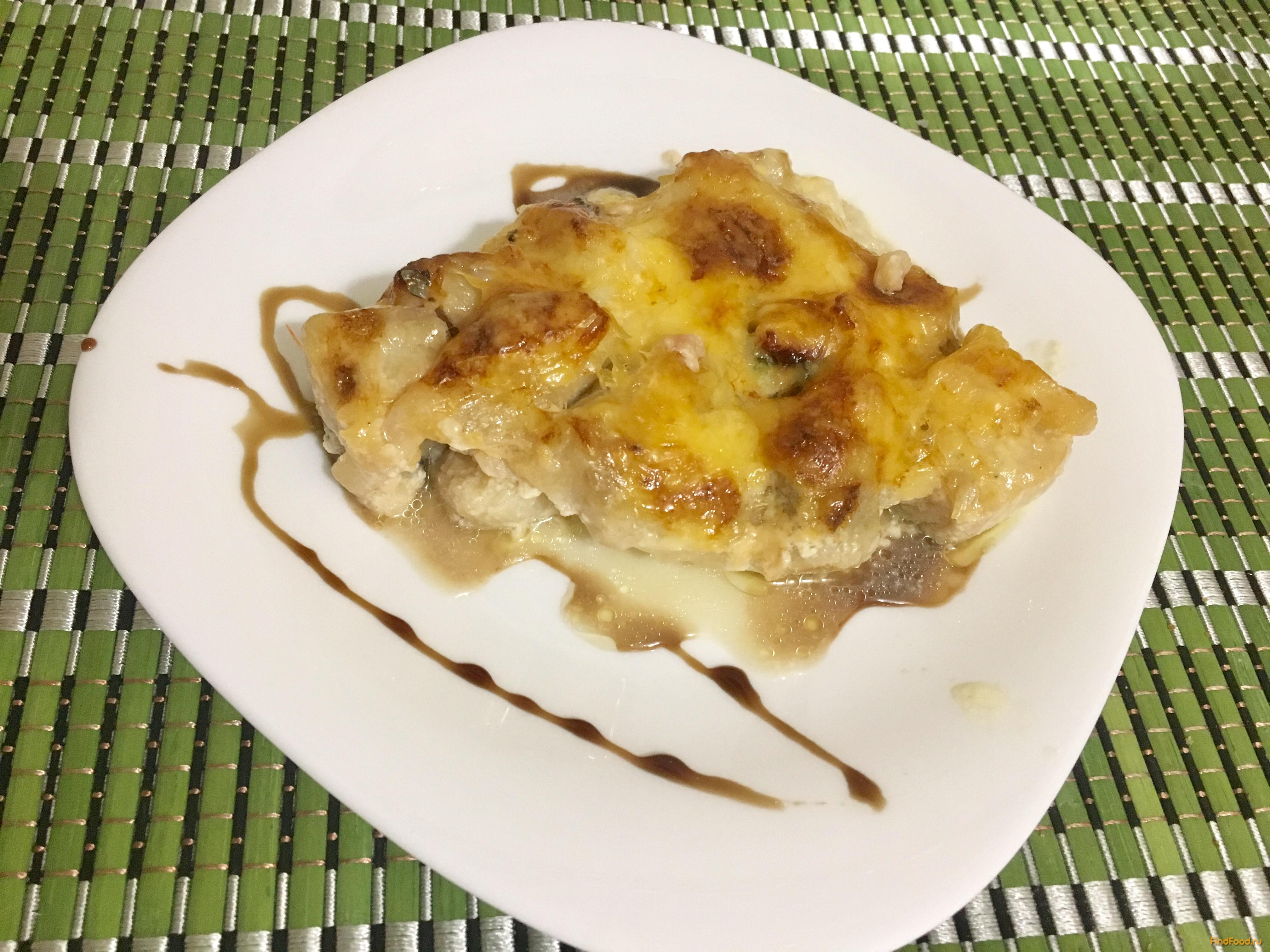 Запеченные вторые блюда в духовке с фото