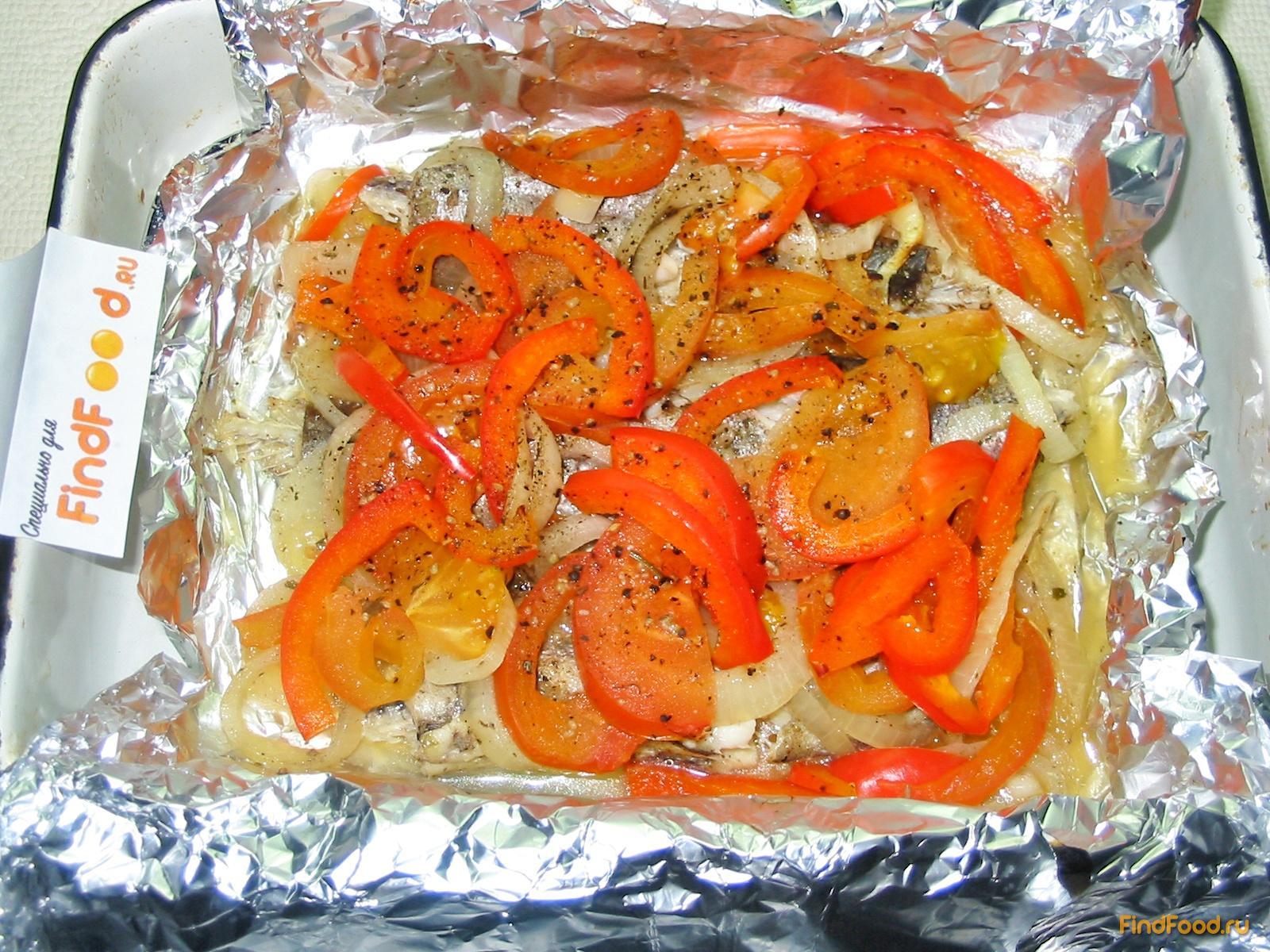 Рецепт горбуши запеченной в духовке в фольге пошагово