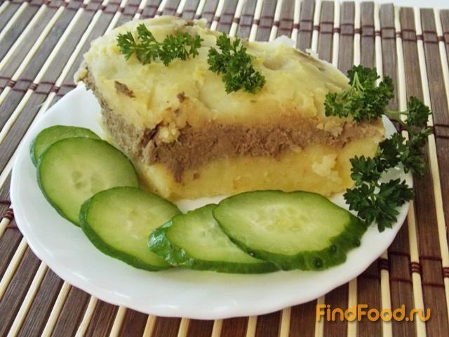 Куриная печень картофелем рецепты фото
