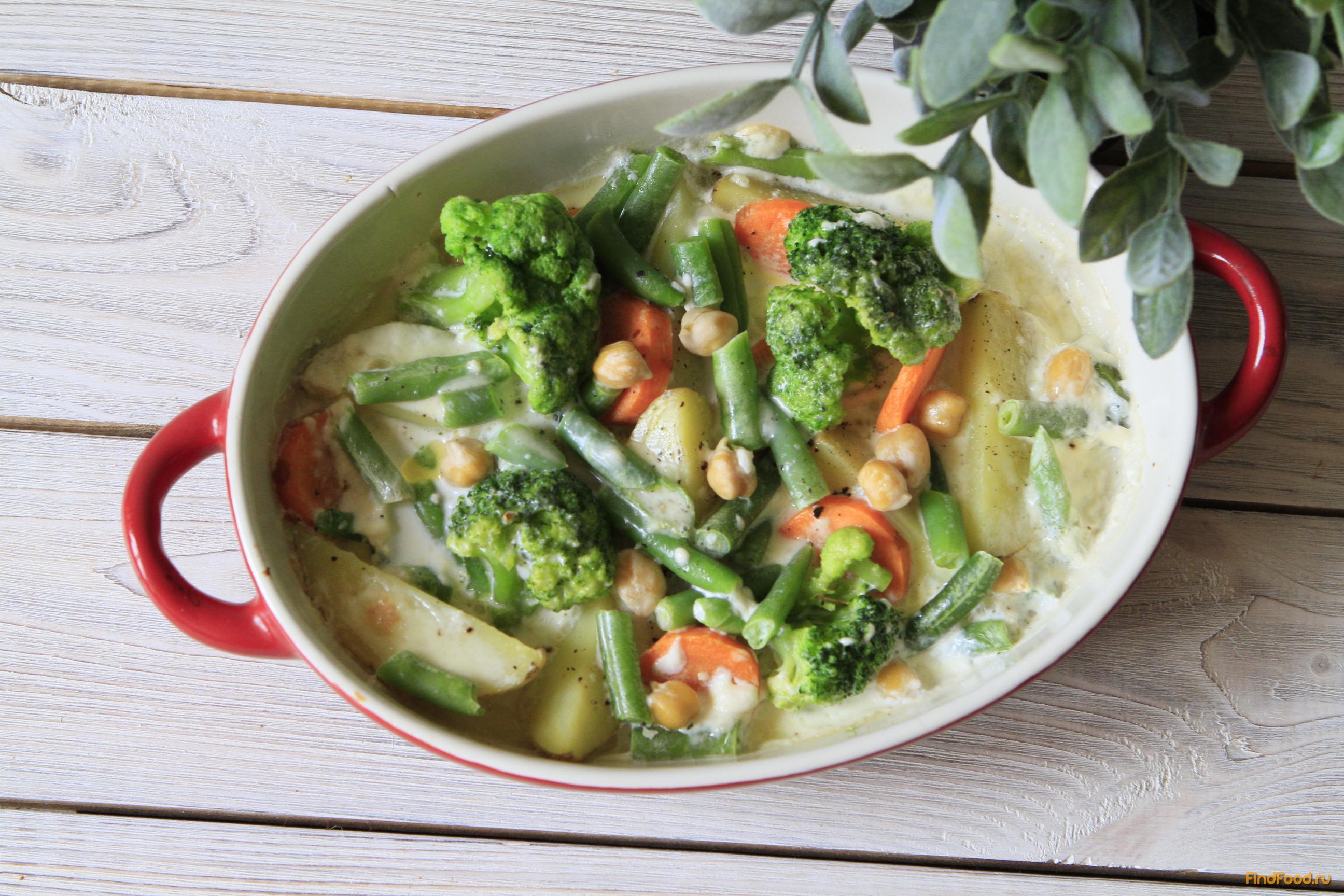 Запеченные овощи в духовке: рецепты с фото пошагово 73