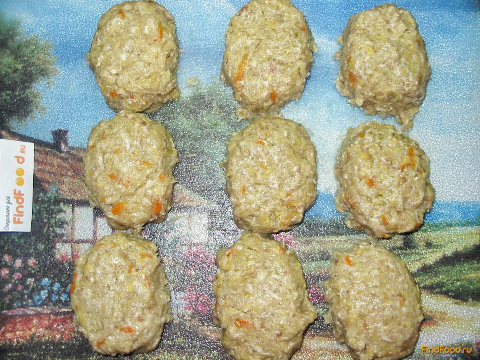 рецепт приготовления котлет с капустой