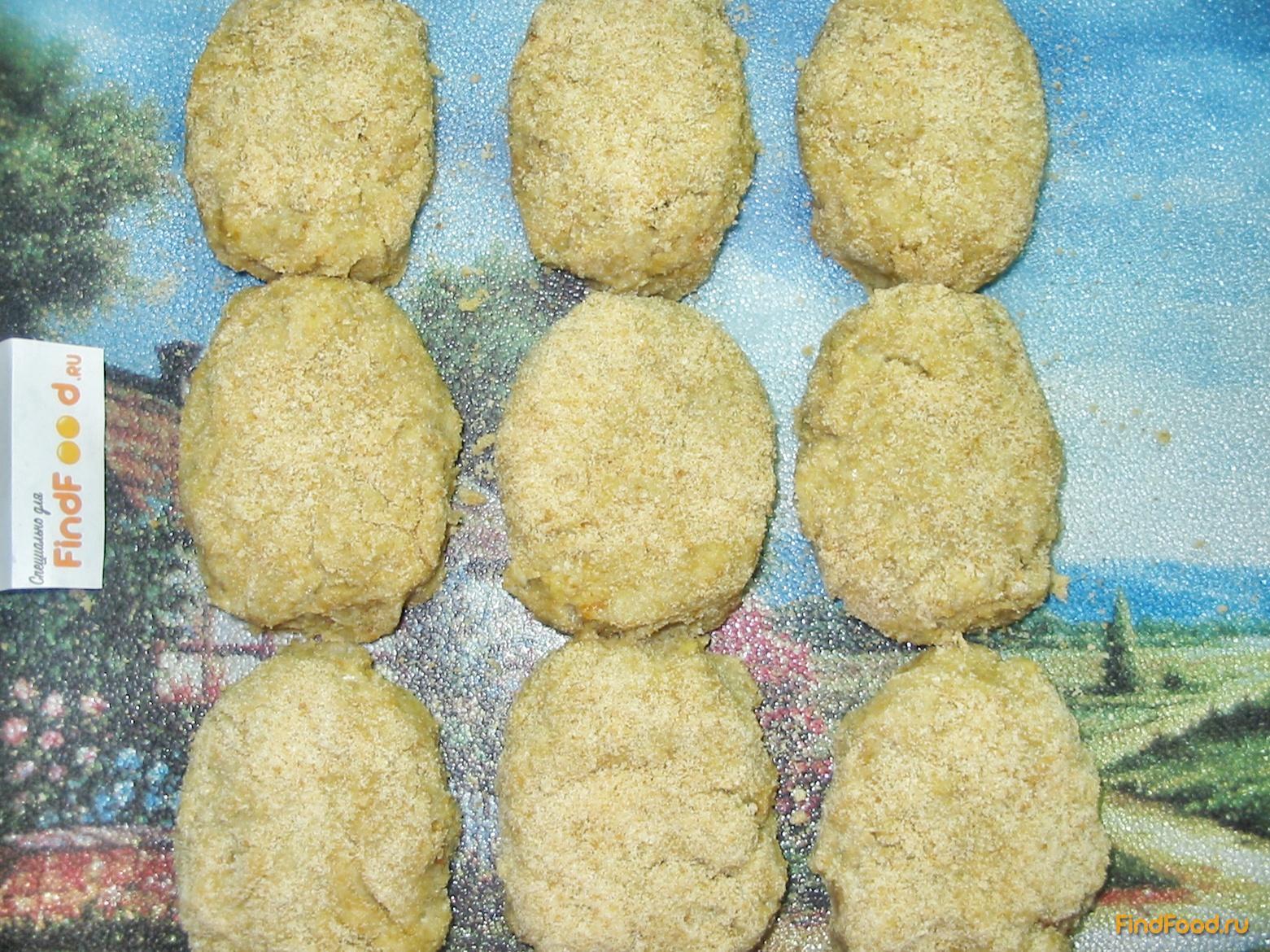 Рецепт капустных котлет без манки пошагово