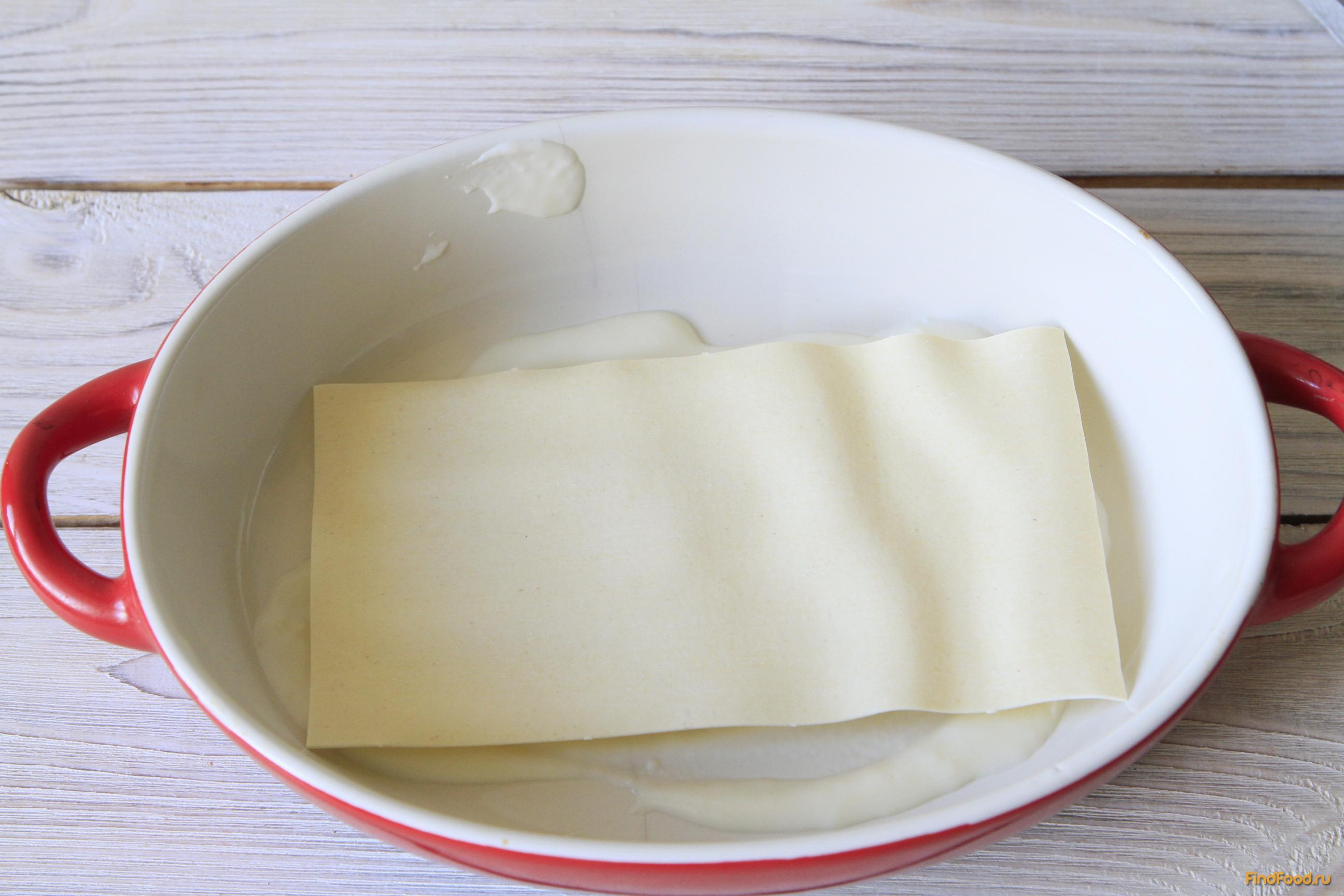 Листы лазаньи рецепт лазаньи