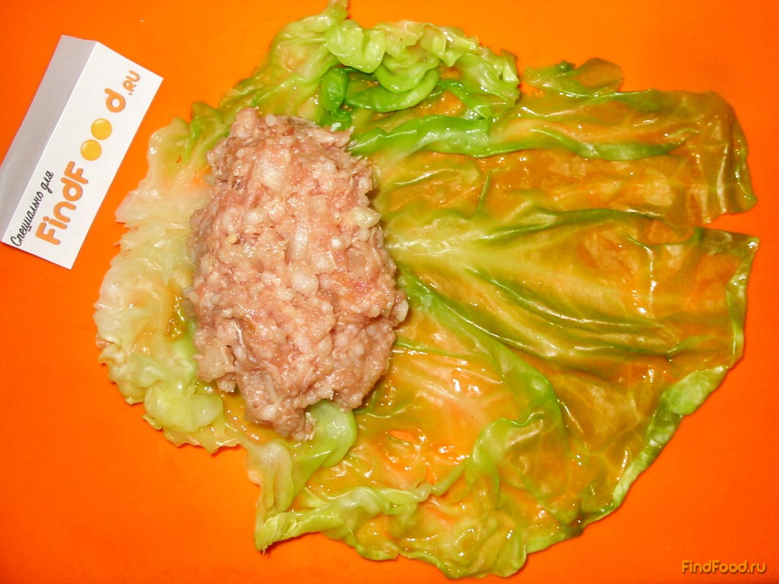 Голубцы в сметанном соусе рецепт с фото 7-го шага