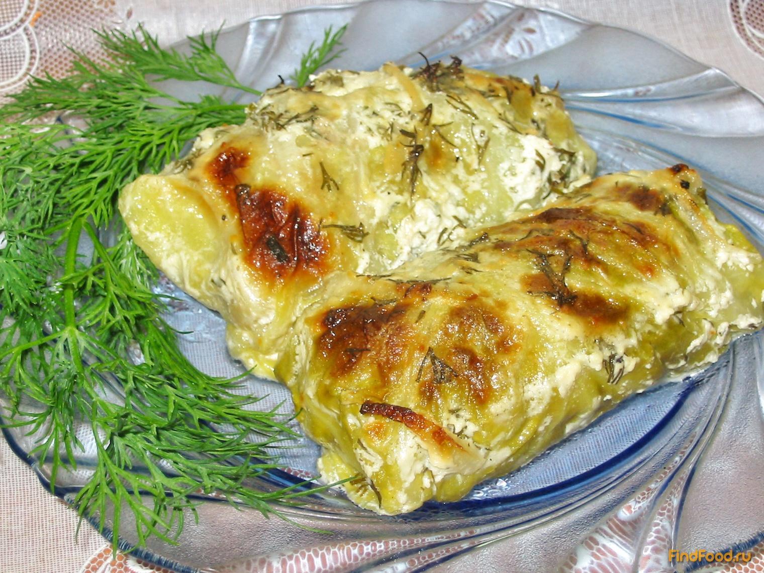 Голубцы в сметанном соусе рецепт с фото 17-го шага