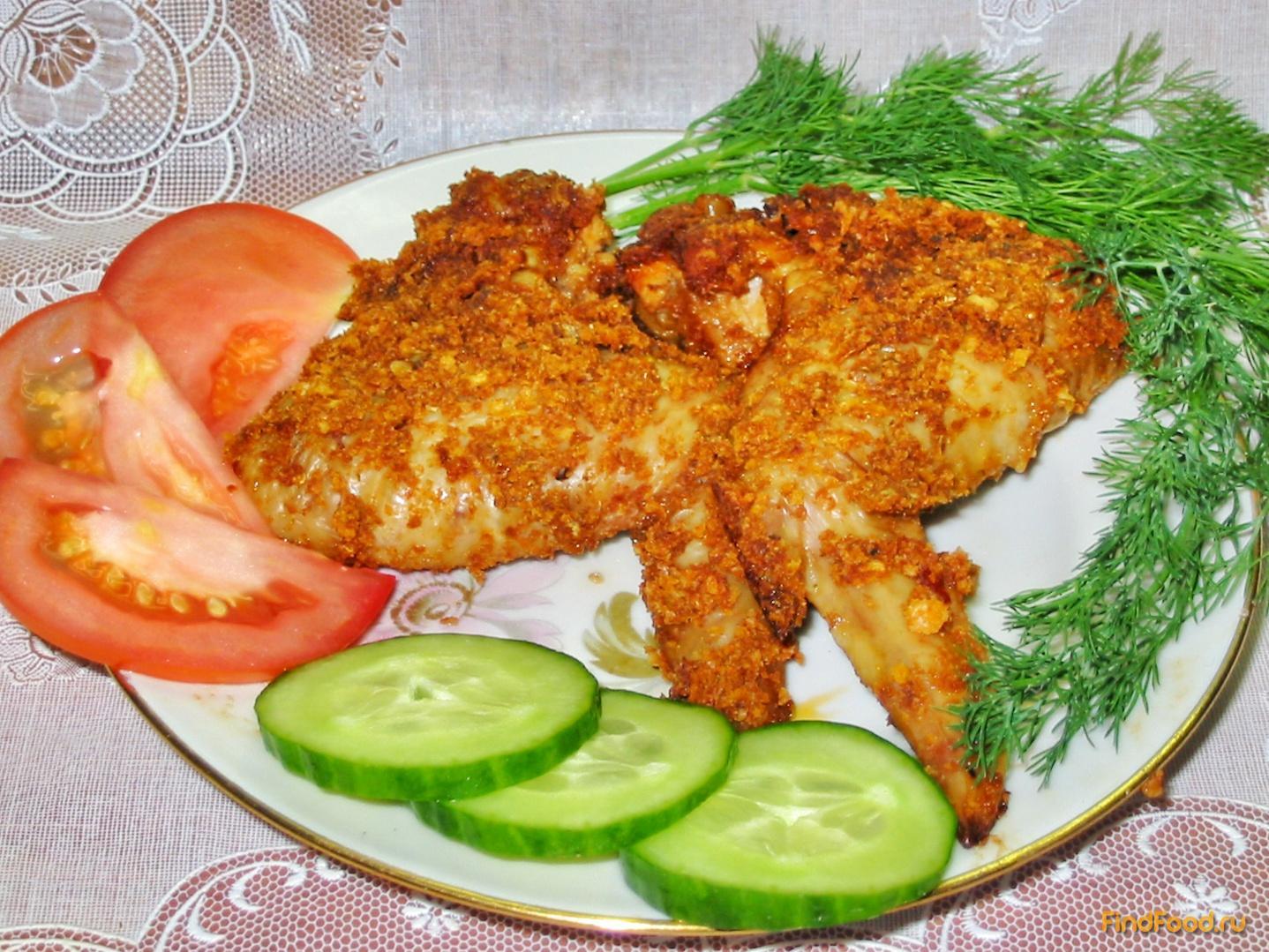 Куриные крылья пошаговый рецепт