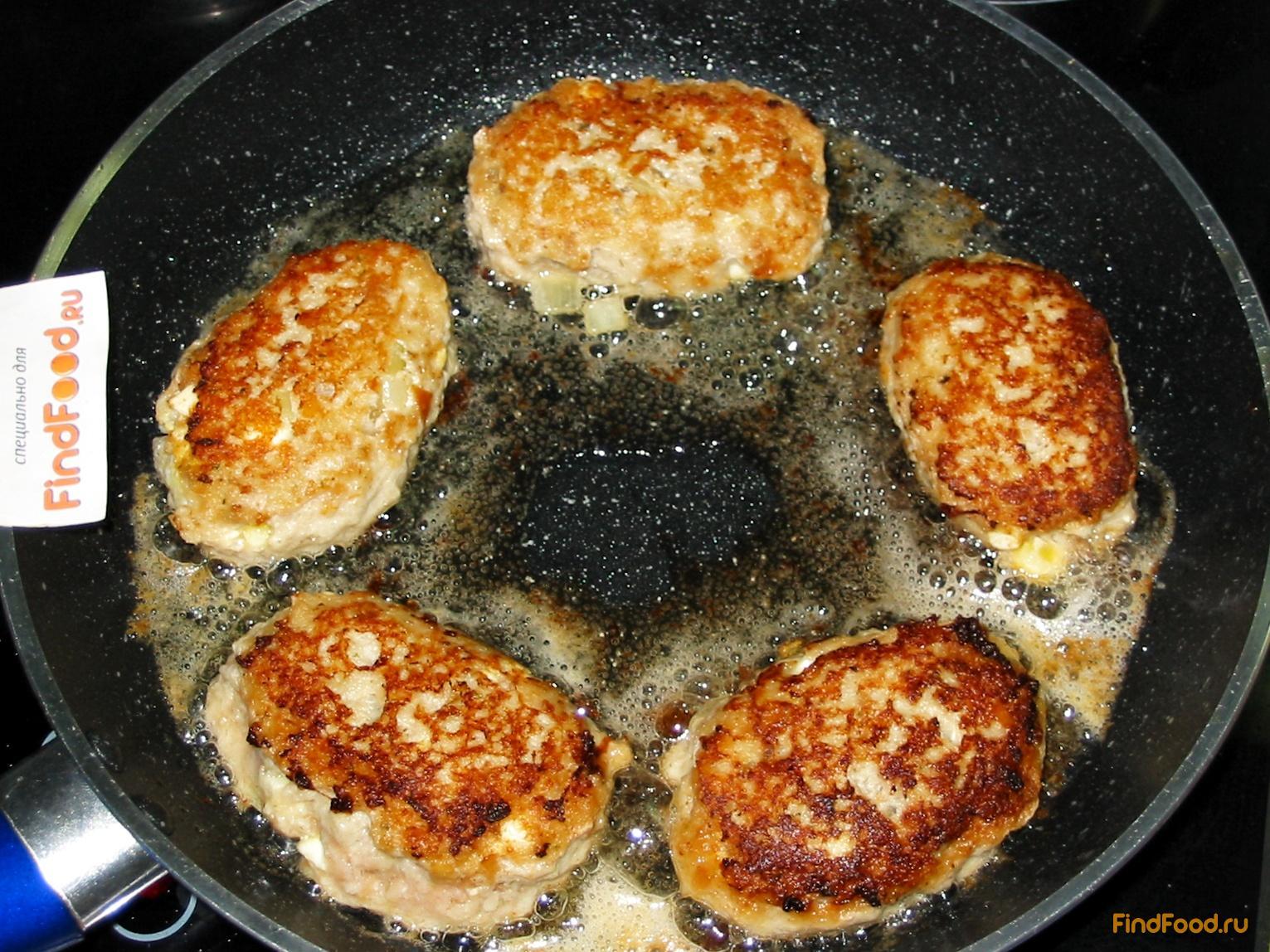 Котлеты с яйцом и луком внутри рецепт пошагово