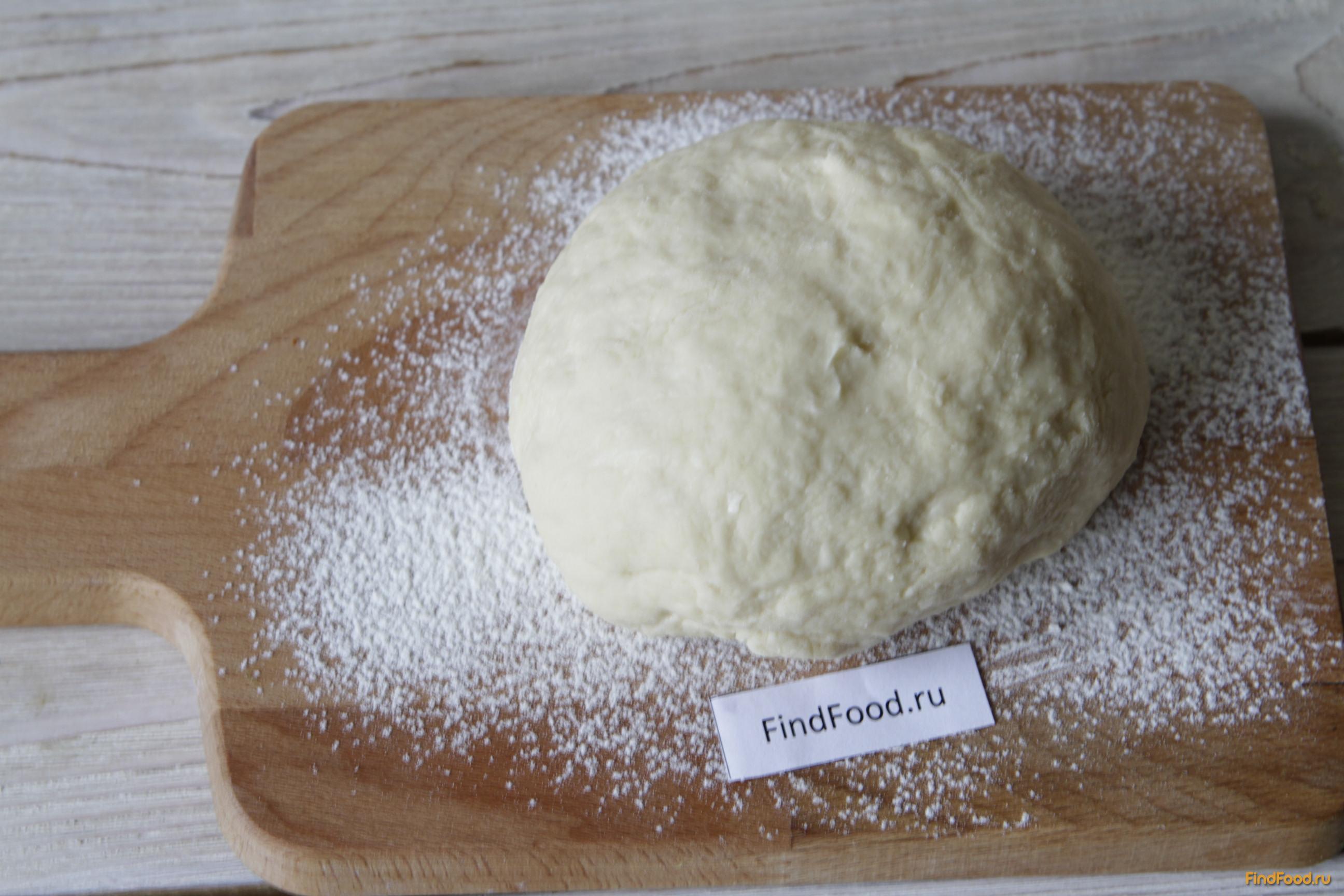 Как сделать тесто для вареников с вишней на воде рецепт пошагово