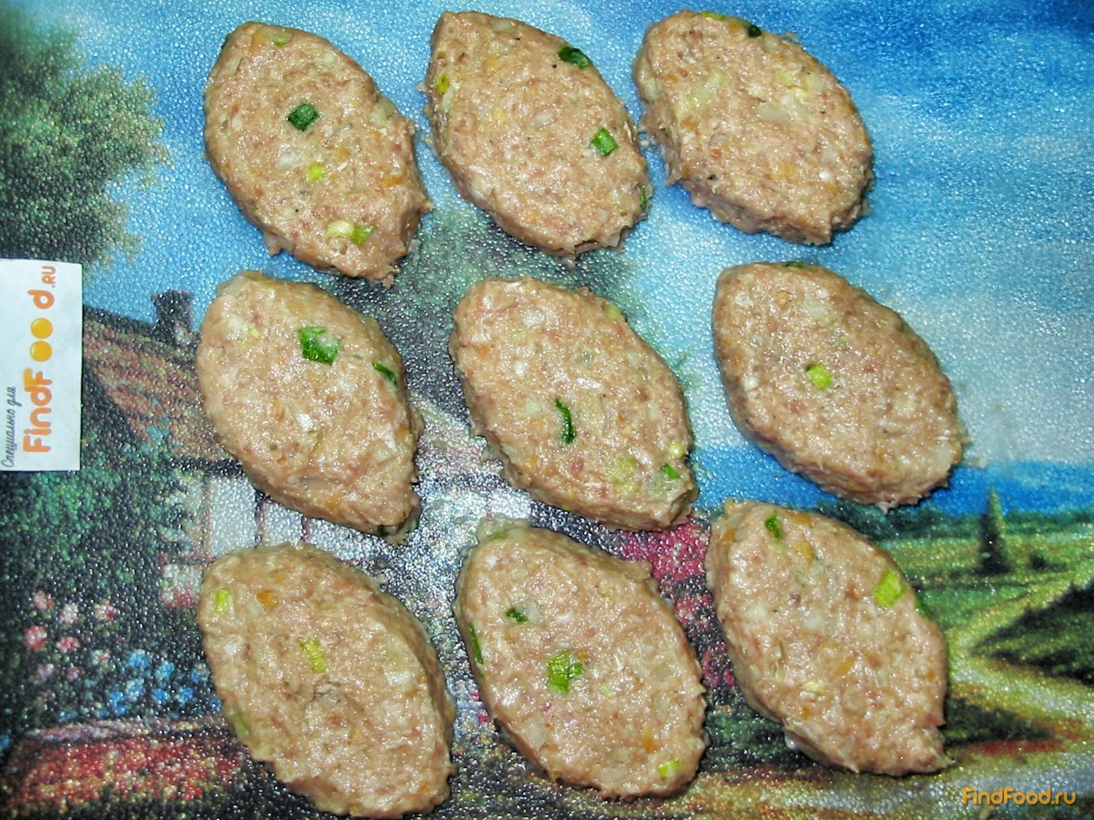 Котлеты из фарша в подливе рецепт пошагово