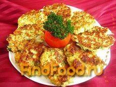 Котлеты капустные рецепт приготовления