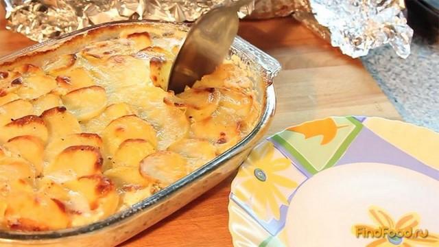 Соус для картофельной запеканки с фаршем фото