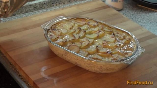 рецепт соуса для картофельной запеканки