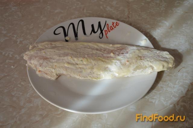 рыба в фольге в духовке рецепт с фото пп