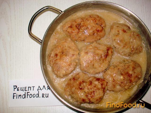 котлеты из говядины рецепт приготовления с фото