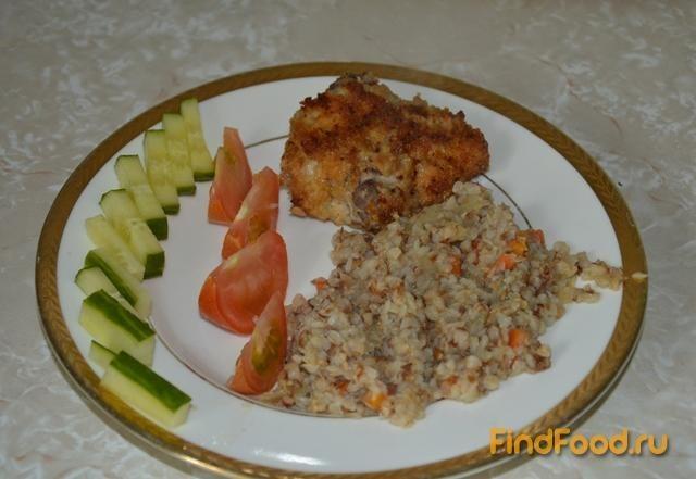 блюда из гречки рецепты с фото с мясом