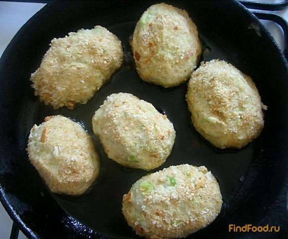 капустные котлеты в духовке с манкой рецепт