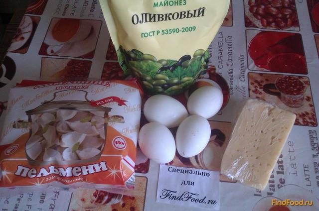 Рецепты от анастасии пельмени