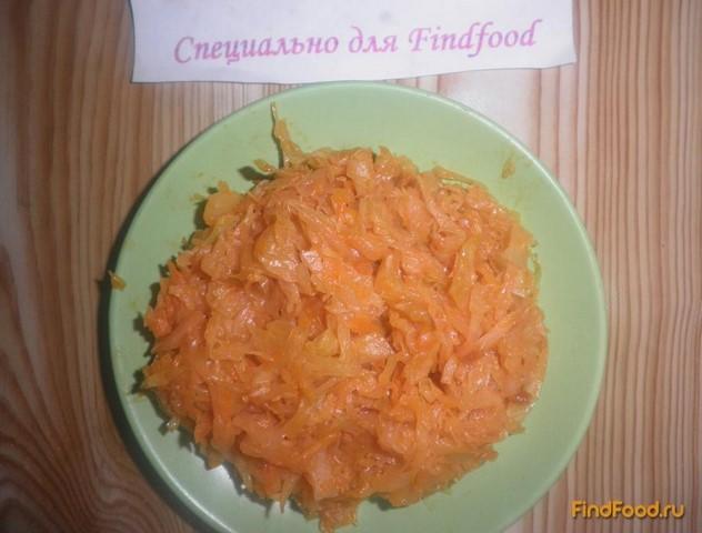 Тушеная капуста для пирогов рецепт с пошагово
