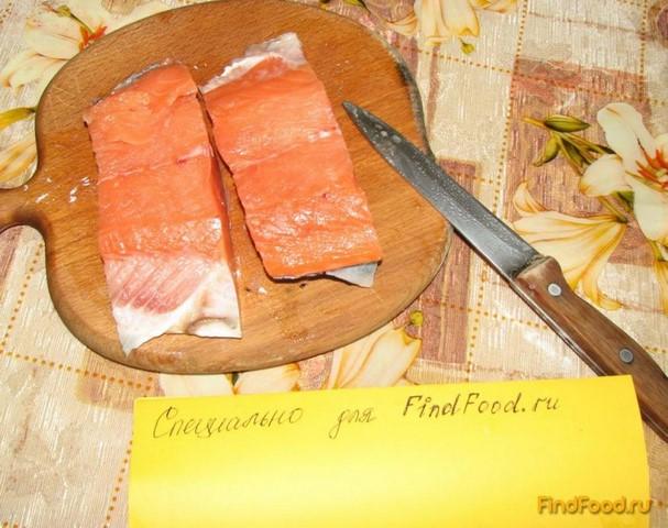 лосось в духовке рецепт с лимоном