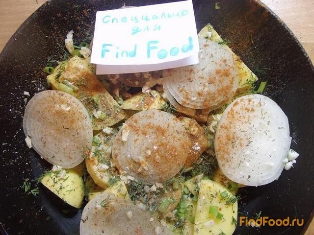 картофельная запеканка с яйцом рецепт приготовления