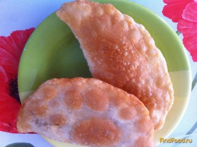 сочные чебуреки рецепт с фото пошаговый рецепт с фото