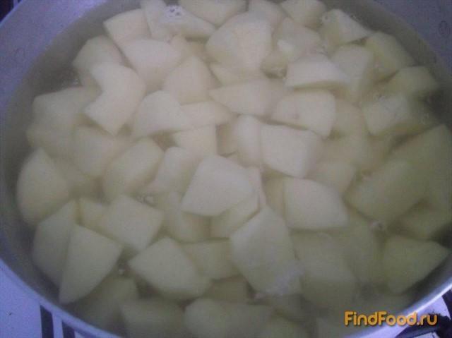 Пюрешка из картошки рецепт