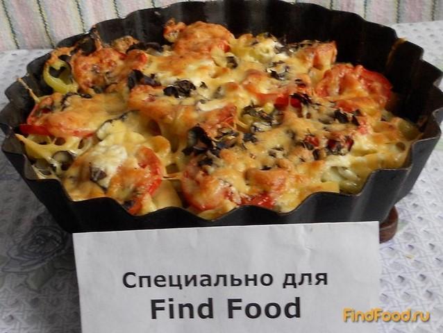 Овощи с фаршем запеченные в духовке рецепт с фото 11-го шага