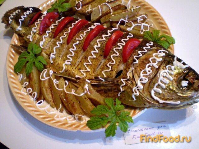 рыба толстолобик ккал