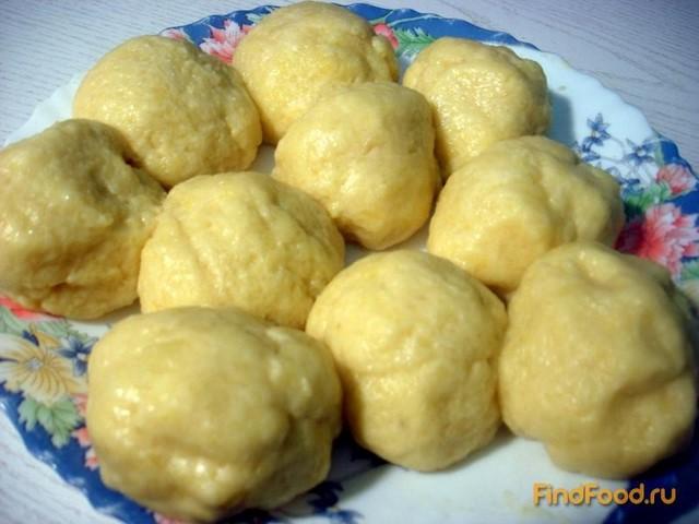 Картофельные зразы с куриным мясом рецепт с фото 10-го шага
