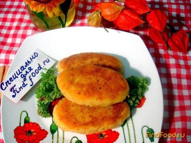 Картофельные зразы с куриным мясом рецепт с фото 14-го шага