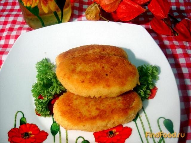 Картофельные зразы с куриным мясом рецепт