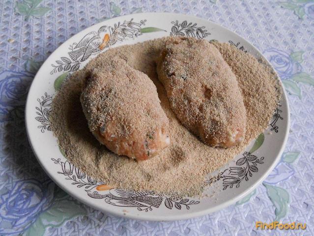 Котлеты из горбуши рецепт с фото 7-го шага
