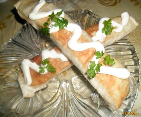 фото блюда в лаваше