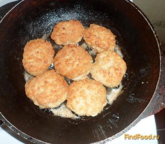 котлеты куриные рецепт из фарша в панировочных сухарях в