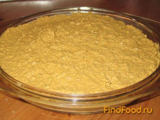 Нежное печеночное суфле рецепт с фото 2-го шага