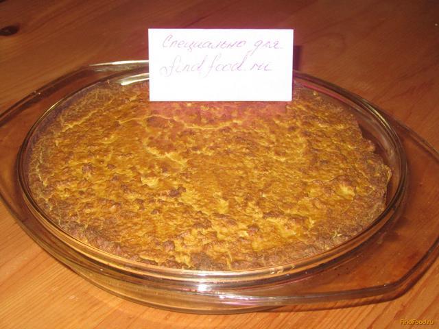 Нежное печеночное суфле рецепт с фото 3-го шага