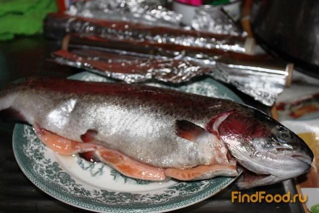 радужная рыба рецепт приготовления