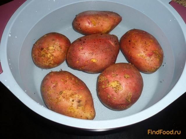 Постные картофельные котлеты рецепт с фото 2-го шага