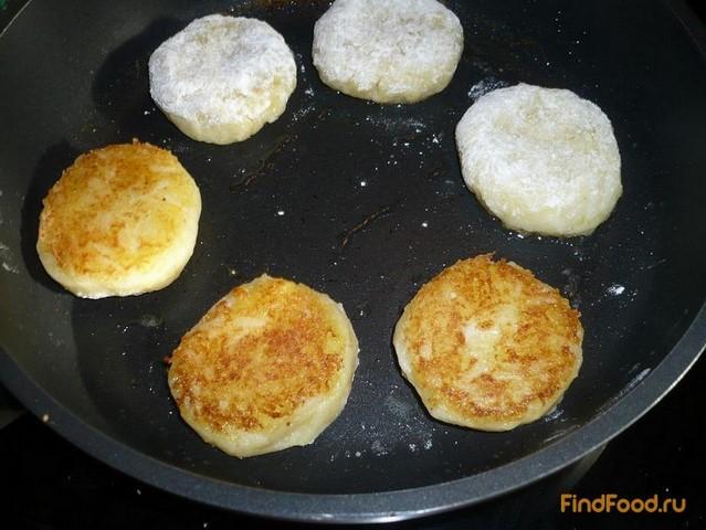 Постные картофельные котлеты рецепт с фото 8-го шага