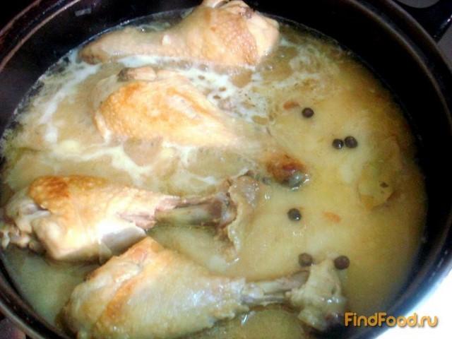 Куриные ножки в мультиварке рецепты сметана