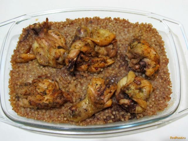 куриные ножки в духовке рецепт с карри