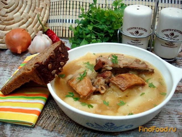 Рецепт Домашнее жаркое из телятины рецепт с фото